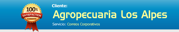 Empresa servicio de Correos Corporativos