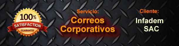 Correos Corporativos
