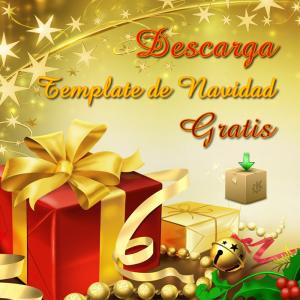 Plantilla de navidad gratis